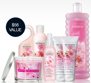 Avon-Spring-is-in-Bloom-Sweepstakes