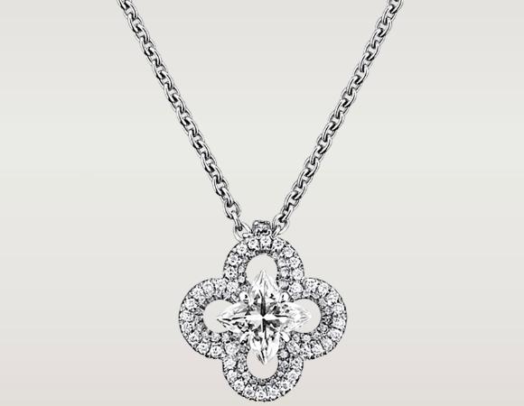 Louis-Vuitton-Les-Ardentes-Round-Flower-Pendant